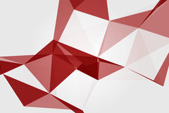 Geometrical abstraction Stock Photography