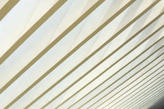 Geometrical architectural design Royalty Free Stock Photo