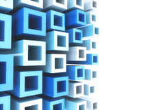 Geometrical background Royalty Free Stock Image