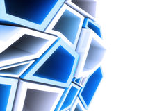 Geometrical background Royalty Free Stock Photo