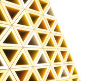 Geometrical background Stock Photography