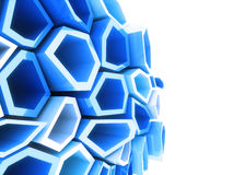 Geometrical background Royalty Free Stock Photos