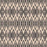 Geometrical bold pattern, art deco style Stock Image