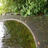 Geometrical Fontaine Zdjęcie Stock