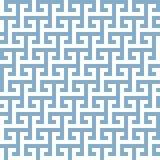 Geometrical greek pattern Stock Photos