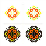 0316_55 Geometrical line logo. Geometrical line logo collection made in vector. Easy to use and edit, isolated on background. Unique linear badges for your vector illustration