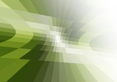 Geometrical green background Royalty Free Stock Photography