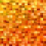 Geometrical mosaic rectangle background - modern gradient vector design from rectangles Royalty Free Stock Photos