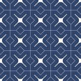 Geometrical ornament repeating seamless pattern for background or wallpaper. Easy to change colors you want. Vector illustration EPS.8 EPS.10 Vector Illustration