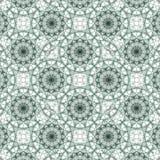 Geometrical Ornate Seamless Pattern Royalty Free Stock Image