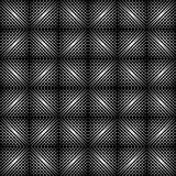 Geometrical pattern black and white color. Royalty Free Stock Photos