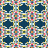 Geometrical Pattern Royalty Free Stock Photos