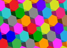 Geometrical pattern Royalty Free Stock Image