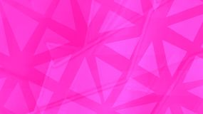Geometrical różowy kartonowy tło royalty ilustracja