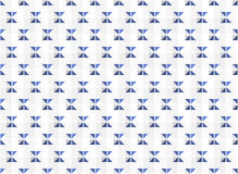 Geometrical seamless pattern. The seamless geometrical pattern consisting of simple figures royalty free illustration