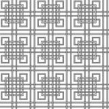 Geometrical seamless pattern Royalty Free Stock Photo