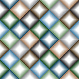Geometrical seamless pattern Stock Photo