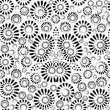 Geometrical seamless pattern. Stock Photos