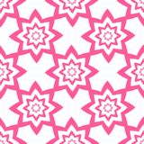 Geometrical seamless pattern stock illustration
