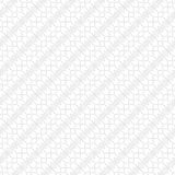 Geometrical seamless pattern. Stylish modern texture. Infinitely repeating small textured ornament consisting of small dots, dotted rhombuses, squares Stock Photo