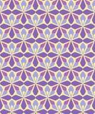 Geometrical seamless pattern Stock Photography