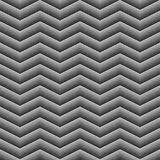 Geometrical Seamless Pattern waves on black background. Available in high-resolution jpeg in several sizes & editable eps file, can be used for wallpaper Royalty Free Stock Image