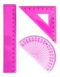Geometrical set Zdjęcie Royalty Free