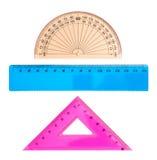 Geometrical set Zdjęcie Stock