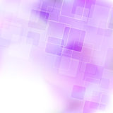 Geometrical square bright background Stock Image