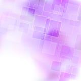 Geometrical square bright background Stock Image