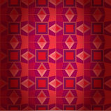 Geometrical tiles seamless texture. Abstract tradi Royalty Free Stock Photos