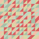 Geometrical vector abstract background Stock Photography