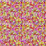 Geometrical vector seamless pattern Stock Photos