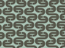 Geometrical wallpaper. Seamless background from a geometrical ornament, Fashionable modern wallpaper or textile Royalty Free Stock Photos