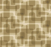 Geometrical wallpaper. Seamless background from a geometrical ornament, Fashionable modern wallpaper or textile Royalty Free Stock Images