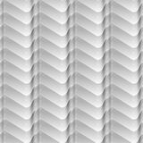 Geometrical waves light and dark lines seamless pattern. Available in high-resolution jpeg in several sizes & editable eps file, can be used for wallpaper Stock Image