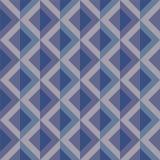 Geometrical wzór Rhombuses ilustracji