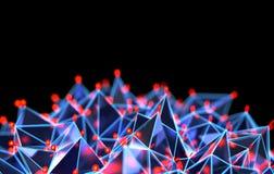 Geometrico astratto Immagine Stock Libera da Diritti