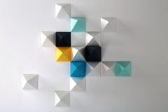 Geometrico astratto Fotografie Stock Libere da Diritti