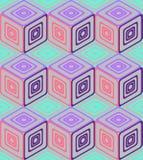 Geometrico astratto Fotografia Stock