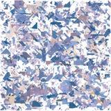 Geometrico astratto Faccia esplodere il fondo Illustrazione EPS10 di vettore Immagine Stock