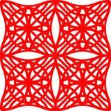 Geometrico Mod4 Στοκ φωτογραφία με δικαίωμα ελεύθερης χρήσης