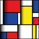 τρισδιάστατο geometrics Στοκ Εικόνες