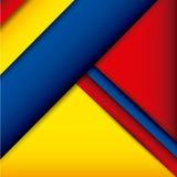 geometrics figures background  design Royalty Free Stock Photography