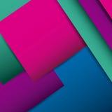 geometrics figures background  design Stock Image