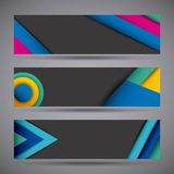 geometrics figures background  design Royalty Free Stock Images