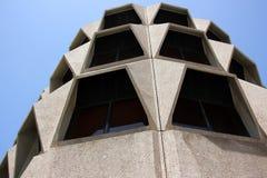 Geometrie auf den Straßen von einer Großstadt Stockfoto