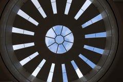 Geometrie auf den Straßen von einer Großstadt Stockfotos