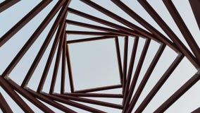 Geometrie im Himmel Lizenzfreies Stockbild