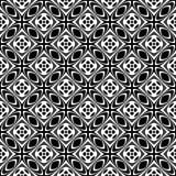 Geometrie-Musterpuzzlespiel des Vektors modernes nahtloses stock abbildung